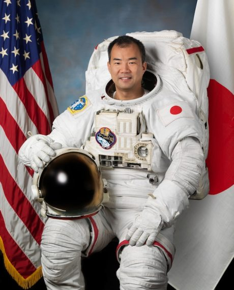 JOHNSON SPACE CENTER, Texas – Soichi Noguchi, Japan Aerospace Exploration Agency astronaut, is currently undergoing training and is set to travel to space alongside NASA astronauts Col. Michael Hopkins, U.S. Air Force, Cmdr. Victor Glover, U.S. Navy, and Shannon Walker, for the Crew-1 mission, tentatively scheduled for August 2020. Noguchi shared details on his training in preparation for Crew-1 during a briefing broadcasted to 50th Wing Staff Agencies Schriever Airmen, April 17. (Johnson Space Center courtesy photo)
