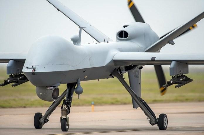 MQ-9 Reaper > U.S. Air Force > Fact Sheet Display