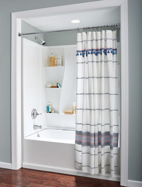 60 X 32 Bathtub Left Drain 40034L Delta Faucet