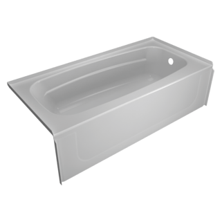 39774R Selva 60x30 Bathtub Right Drain