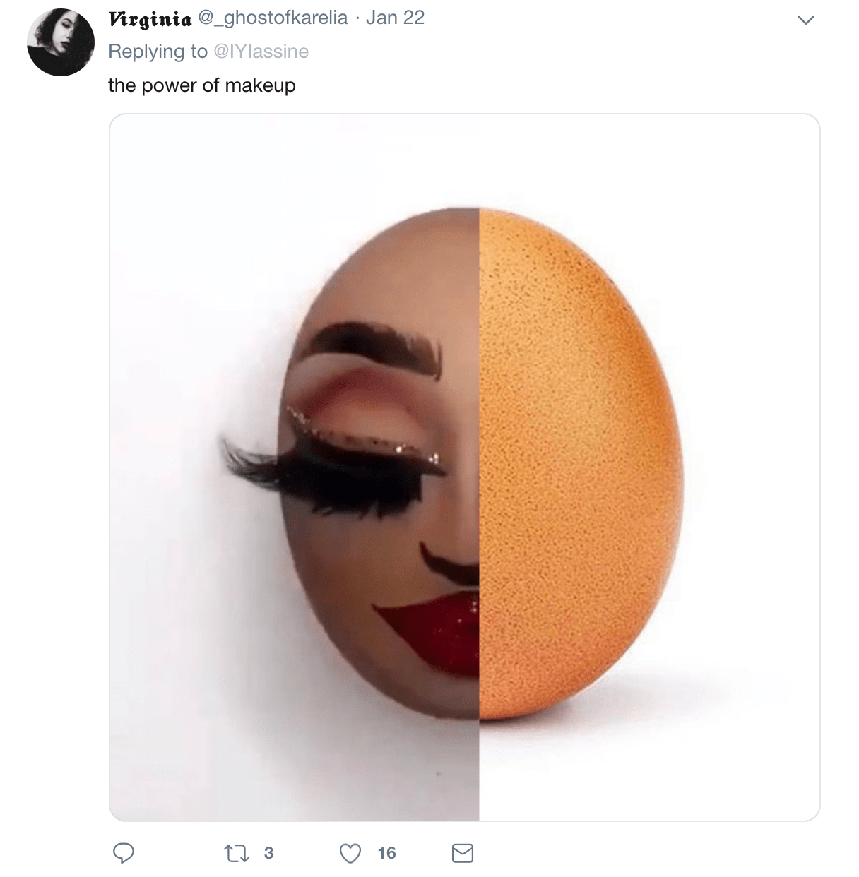 Teni Reacts To Funny Egg Meme About Her Photos Celebrities