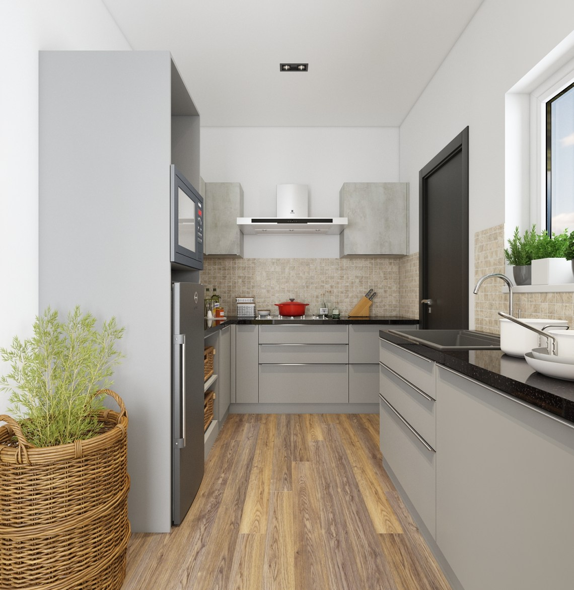 5 Stylish Ideas For Small Kitchens Or Mini Kitchens Design Cafe
