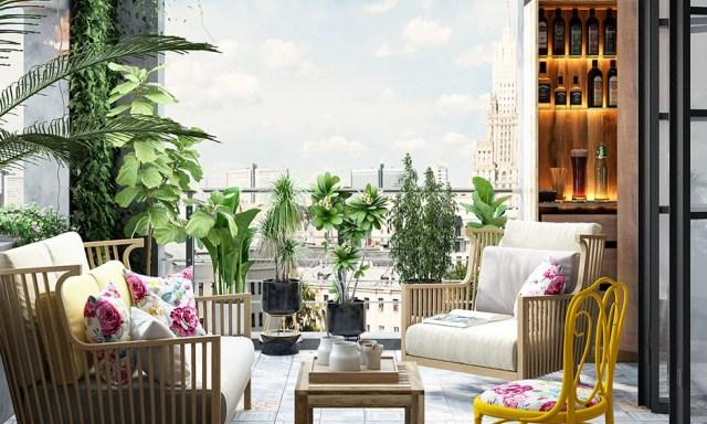 Small Balcony Design Ideas For Your Home Design Cafe