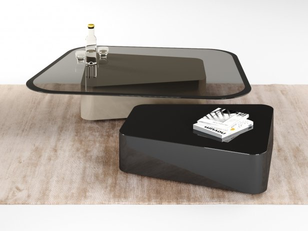 Mayfair Coffee Table 3d Model Molteni Amp C Italy