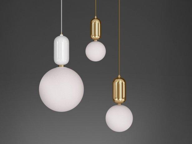 Aballs Pendant Lights 3d Model Parachilna Spain