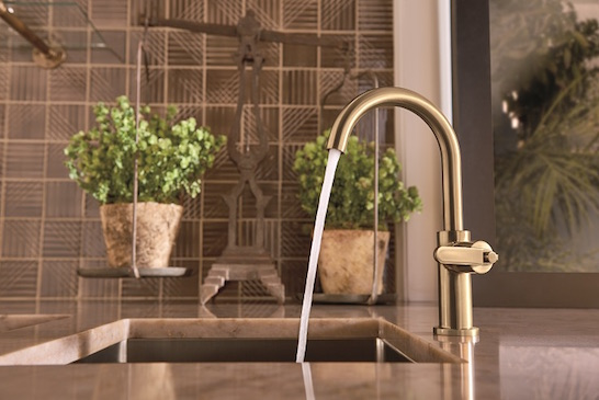 3rings litze kitchen collection by brizo 3rings
