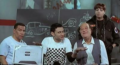 افلام رامز جلال وحسن حسني