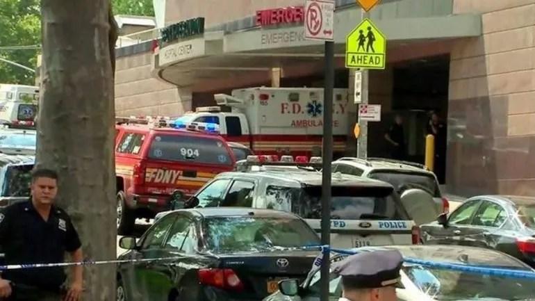 Identifican al médico Henry Bello como autor del tiroteo que dejó este 30 de junio varias víctimas en un hospital en el Bronx de Nueva York.