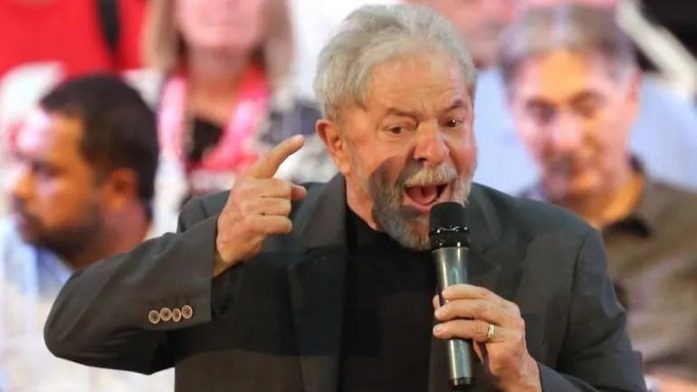 El expresidente de Brasil