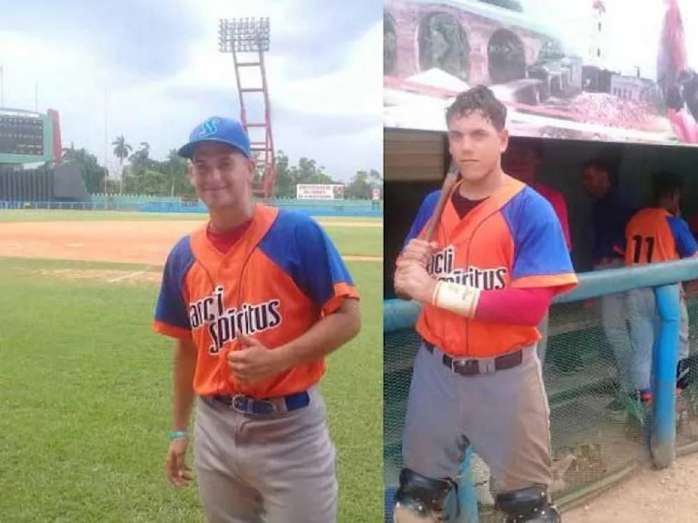 Loidel Rodríguez que pidió asilo político en la frontera de México con Estados Unidos, es el segundo de los 12 cubanos que escaparon de la selección en México