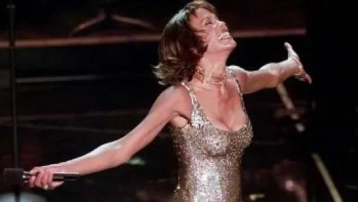 Whitney Houston es una de las figuras homenajeadas este año por el Salón de la Fama del Rock and Roll.
