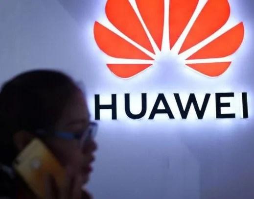 Huawei grew by strengthening sales in smaller cities.