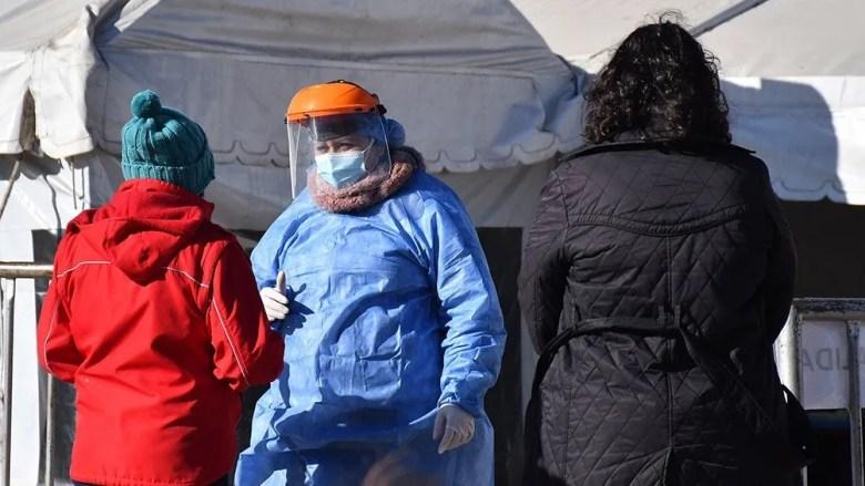 Córdoba: detenidos por propagar la variante Delta del coronavirus.