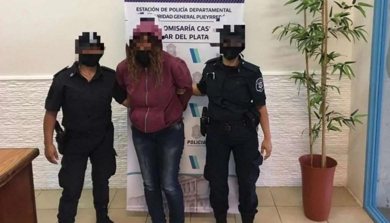 Mar del Plata: detenida por abuso de la joven.