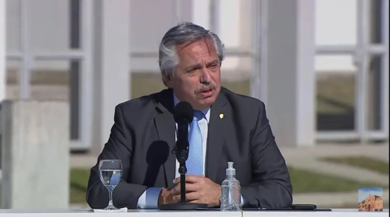 Plan Procrear: Alberto Fernández entregó viviendas en Merlo