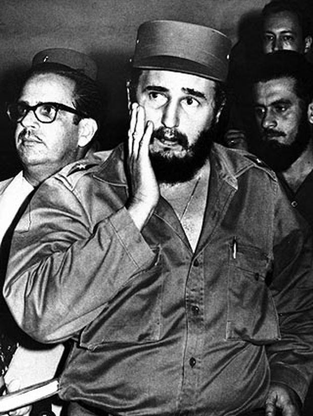 Fidel Castro Ist 86 Ein Leben Fr Die Revolution