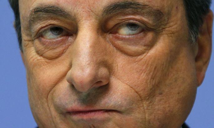 Mario Draghi ist nun in Rom am Ruder: Der designierte Ministerpräsident soll die italienischen EU-Milliarden sichern.