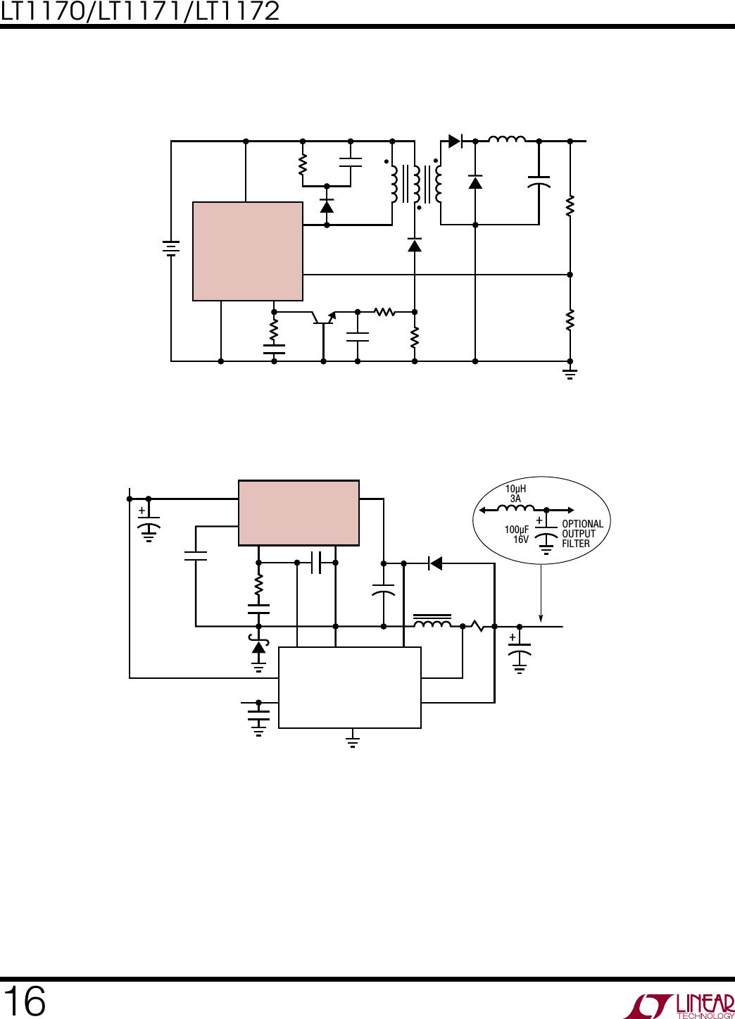 Ax Linear Tech Stereo Amplifier