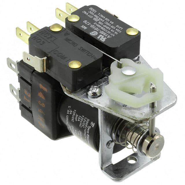 S89r11dac1 12 Te Connectivity Potter Amp Brumfield Relays