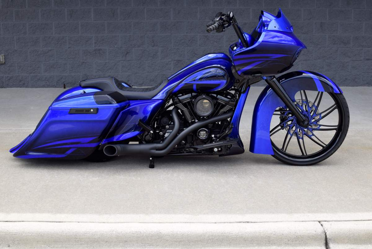 harley up yours performance exhaust 2000 to 2022