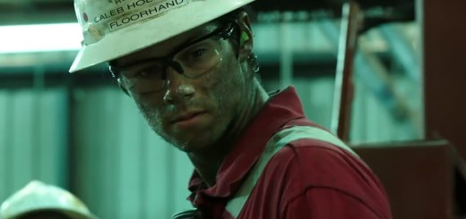 Dylan O'Brien in Deepwater Horizon.