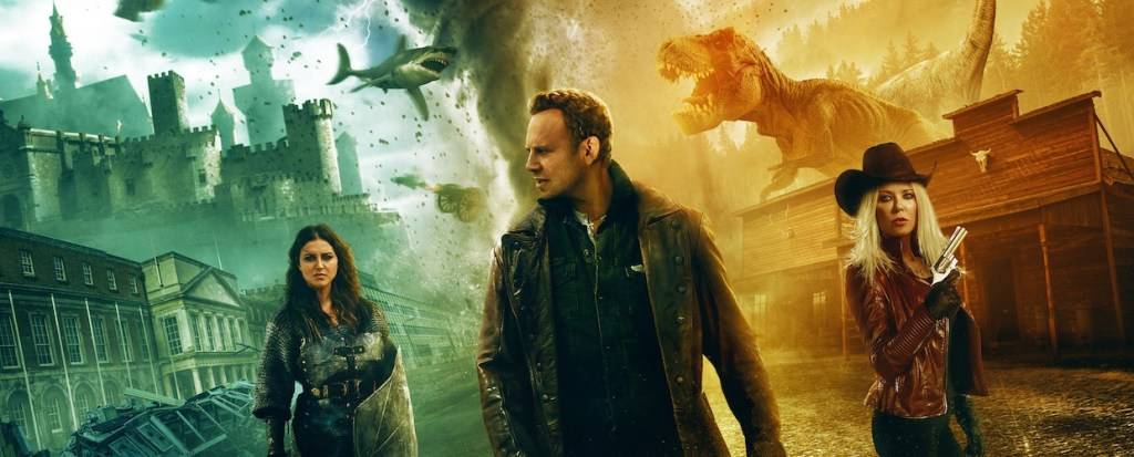 Poster for The Last Sharknado.