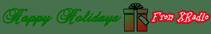 Happy Holidays from XRadio