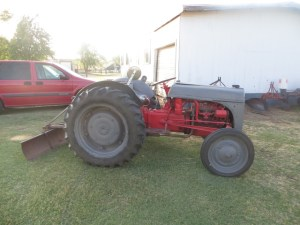 1942 Ford 9N Tractor with Implements  NexTech Classifieds
