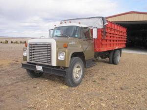 1975 International Loadstar 1700 Wheat Truck  NexTech
