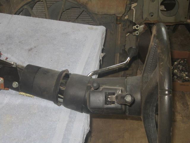 1991 Chevy Truck Tilt Steering Column