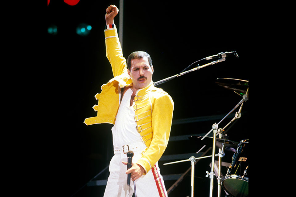 Image result for queen freddie