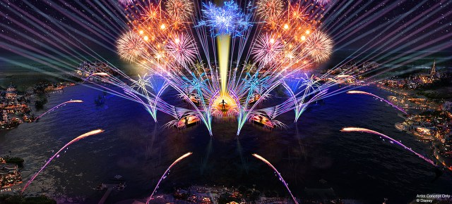 Brand new nighttime show, that is coming to Epcot, after the ending of IllumiNations: Reflections of Earth