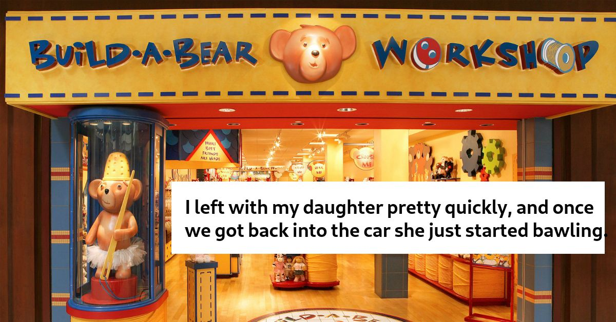 Mom Who Threw Cruelest Birthday Party At Build A Bear Is Unapologetic