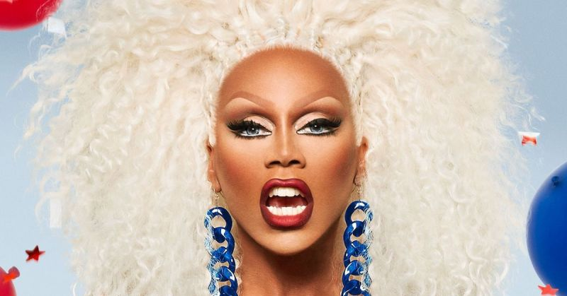 Does Rupaul Do His Own Makeup Who