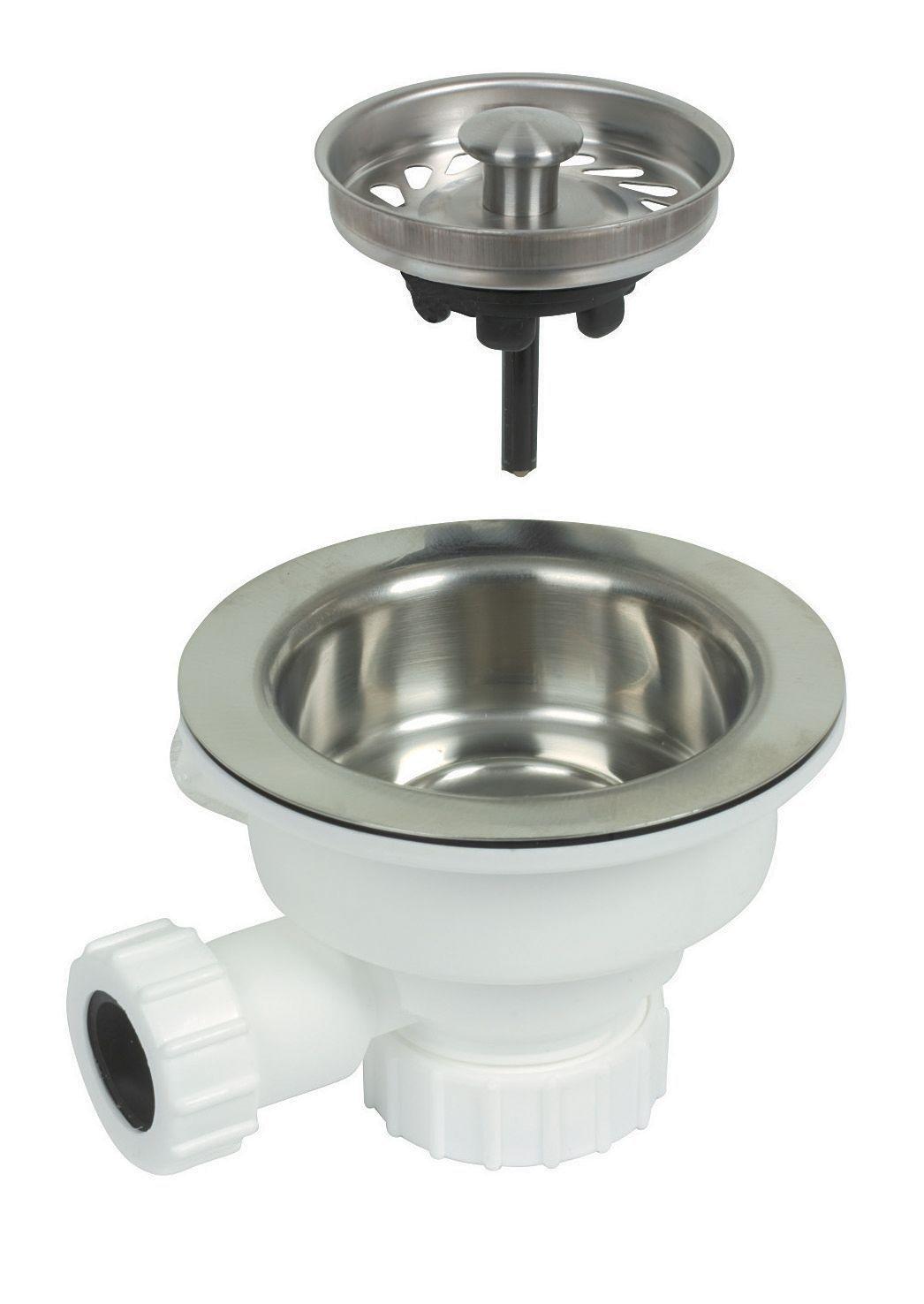 opella kitchen sink waste kit dia 40mm