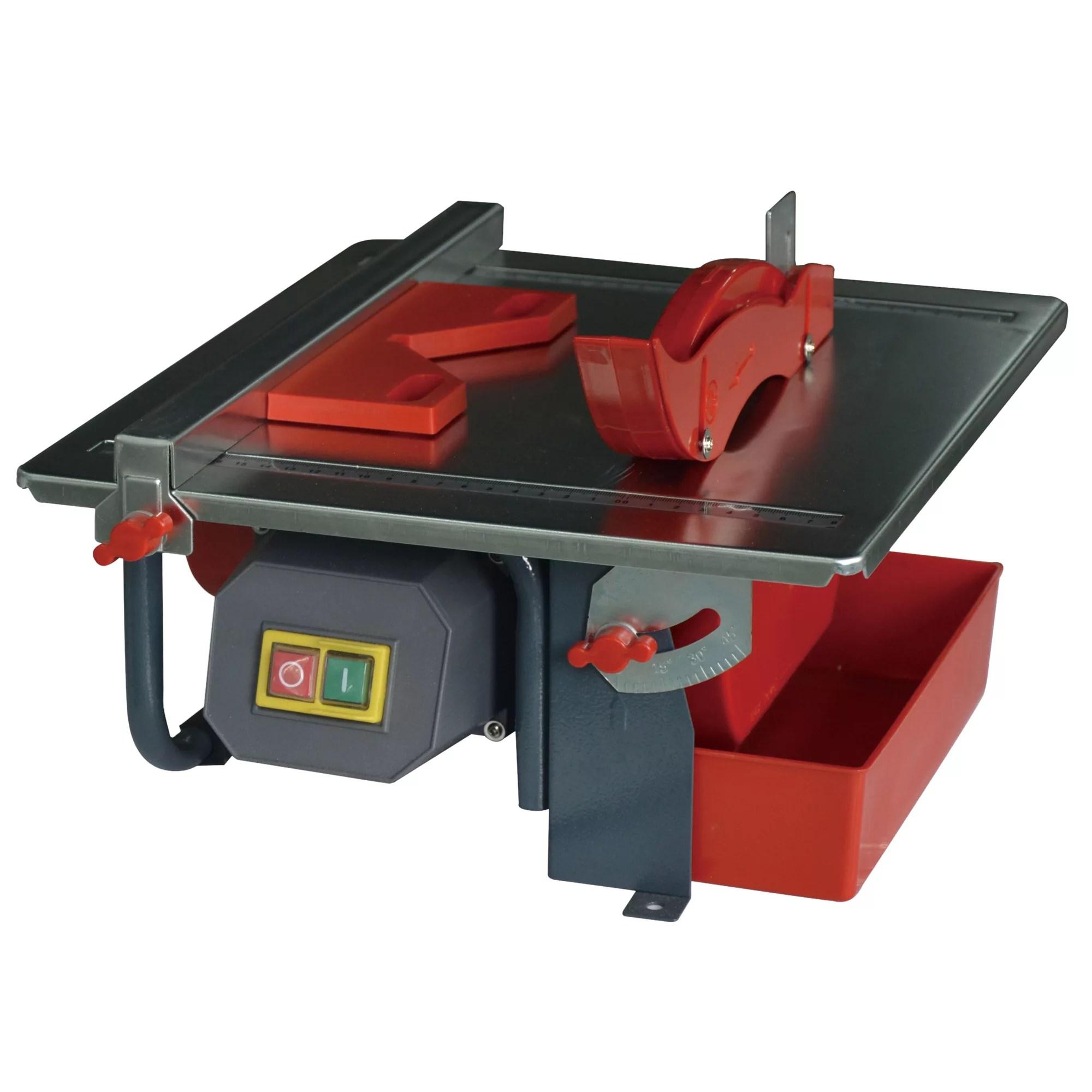 performance power 450w 230 240v tile cutter ptc450e