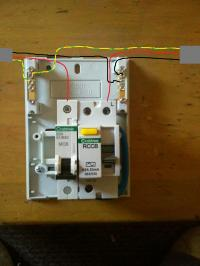 Wiring diagram garage rcd unit wiring source consumer unit wiring diagram garage wiring diagrams schematics rh guilhermecosta co consumer unit wiring diagram for rcd garage consumer unit asfbconference2016 Images