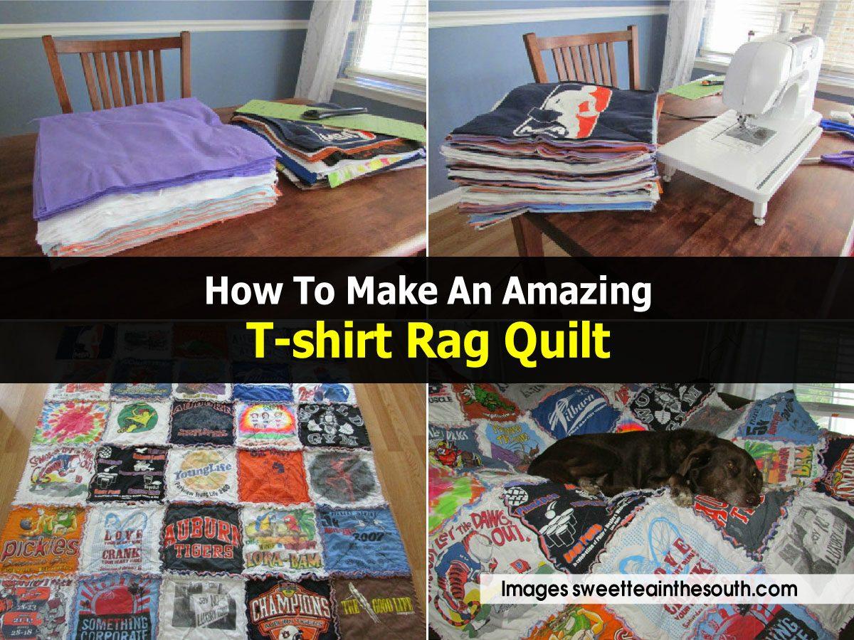 T Shirt Quilt Maker