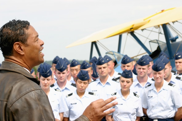 ots incorporates tuskegee airmen into new curriculum gt u s air force