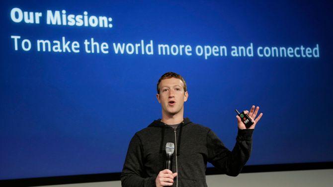 Thực hư chuyện Facebook thu phí người sử dụng từ 1/11 - Ảnh 1