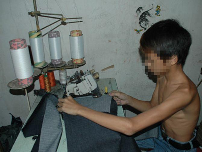 Điều tra thông tin nhiều trẻ em bị bóc lột sức lao động - Ảnh 1