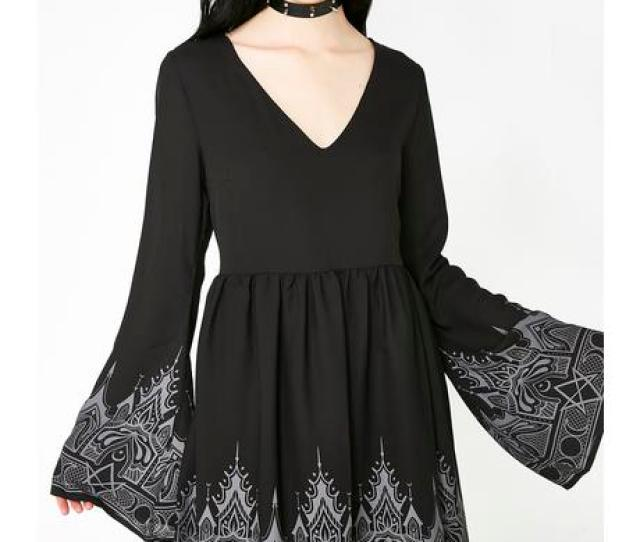Duchess Mourning Dress