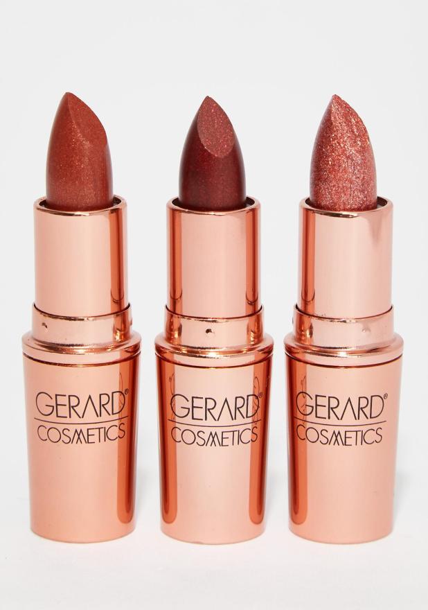 Gerard Cosmetics Glitter Lipstick Uk