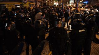 proteste piata universtatii unirii luni (49)