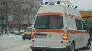 vremea in bucuresti strazi blocate cod portocaliu iarna viscol (74)