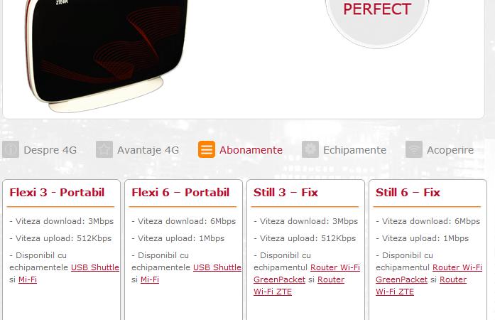 Avem internet 4G in Romania