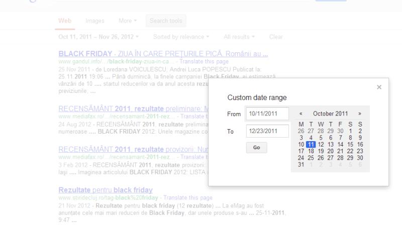 Cum se vede de fapt Black Friday asta la romani