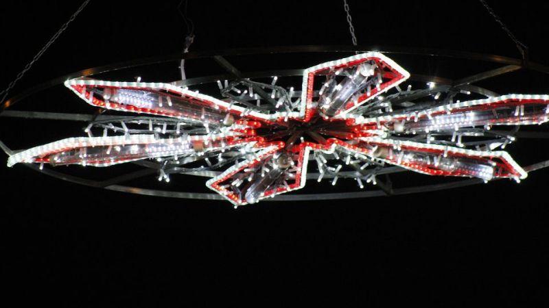 Luminitele de Craciun din Bucuresti