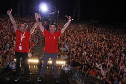 Europa FM - live pe plaja - smiley directia 5 vama voltaj (303)