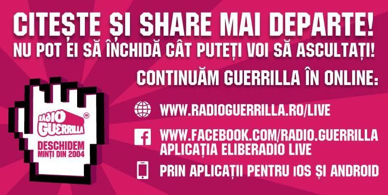 Salvati Radio Guerrilla